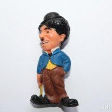 Figurines en Caoutchouc et PVC: KELLOGS FIGURA DE PVC PROMOCIONAL CHARLES CHAPLIN CHARLOT - 1989. Lote 233885345