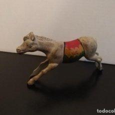 Figuras de Goma y PVC: CABALLOS DE GOMA REAMSA. Lote 233922405
