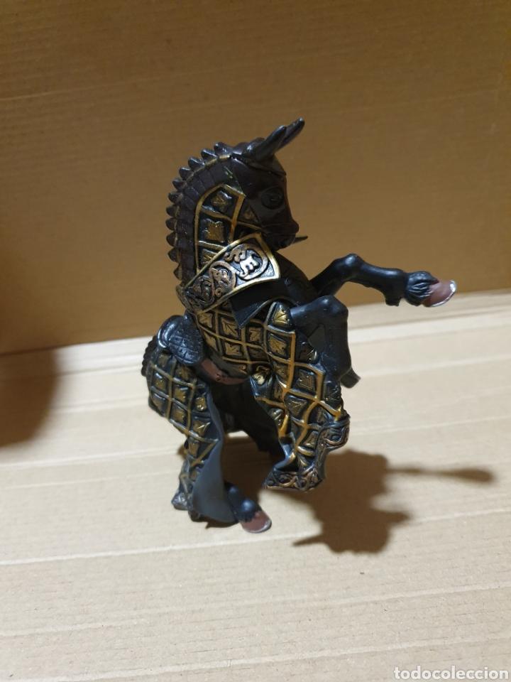 Figuras de Goma y PVC: CABALLO PAPO 2007 PARA CABALLERO MEDIEVAL PAPO - LEGIONARIO ROMANO? HORSE PAPO 2007 - Foto 2 - 233943535