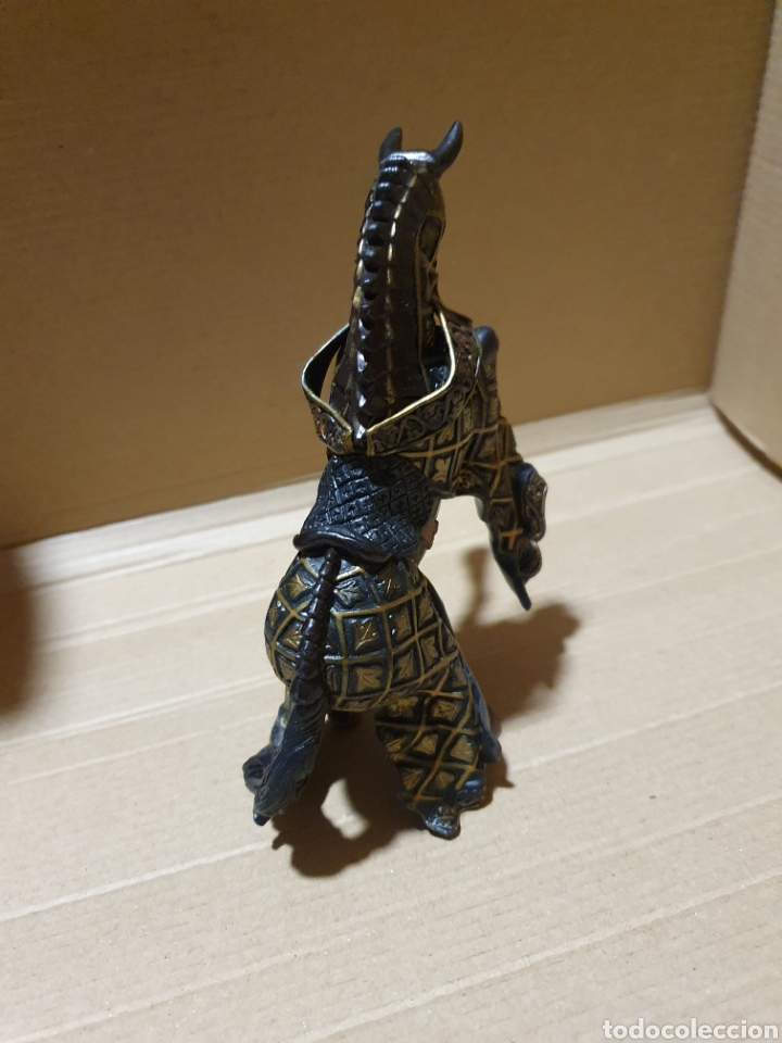 Figuras de Goma y PVC: CABALLO PAPO 2007 PARA CABALLERO MEDIEVAL PAPO - LEGIONARIO ROMANO? HORSE PAPO 2007 - Foto 3 - 233943535