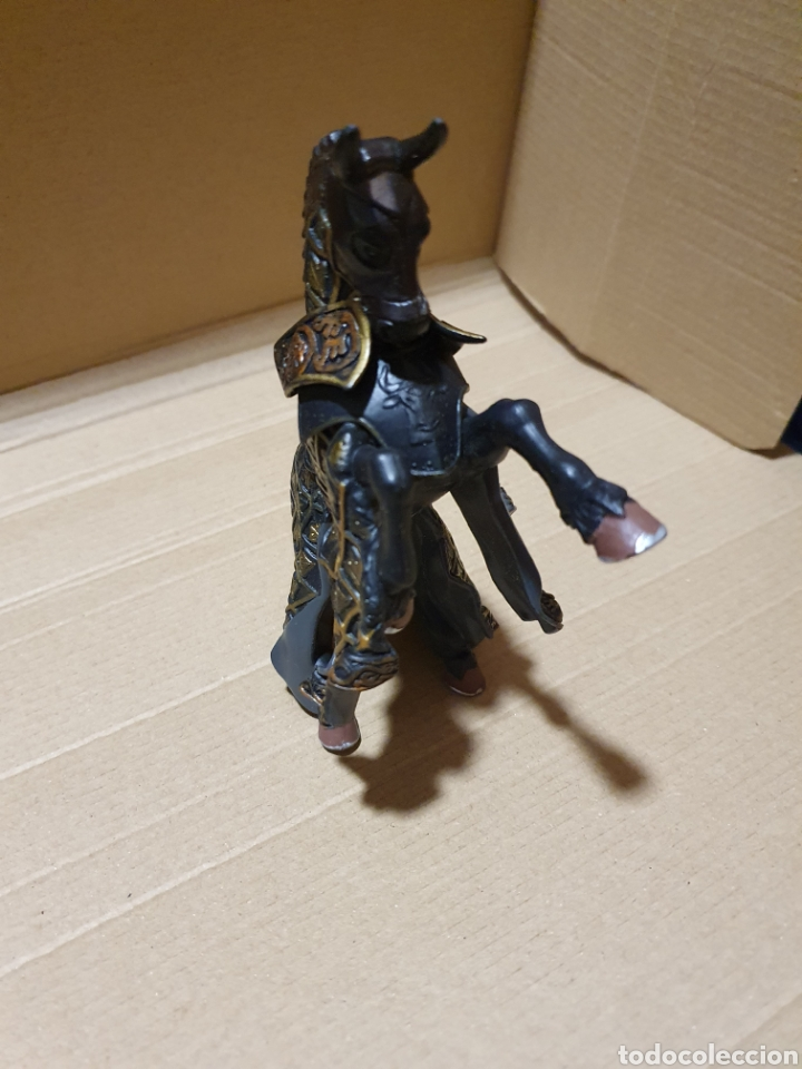 Figuras de Goma y PVC: CABALLO PAPO 2007 PARA CABALLERO MEDIEVAL PAPO - LEGIONARIO ROMANO? HORSE PAPO 2007 - Foto 7 - 233943535