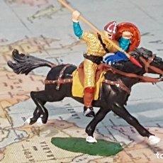 Figurines en Caoutchouc et PVC: ELASTOLIN HISTOREX NORMANDO. Lote 233973045
