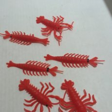 Figuras de Goma y PVC: LOTE 6 FIGURAS PLÁSTICO PIPERO. Lote 234121795