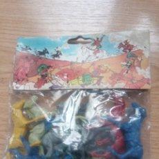 Figuras de Goma y PVC: BLISTER ANTIGUO. Lote 234121855