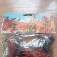 Figuras de Goma y PVC: BLISTER ANTIGUO. Lote 234122015