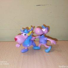 Figuras de Goma y PVC: FIGURA GÉMINIS STAR STREET COMICS SPAIN PVC HORÓSCOPOS. Lote 234373790