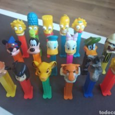 Dispensador Pez: DISPENSADORES PEZ, 17 FIGURAS.. Lote 234501735