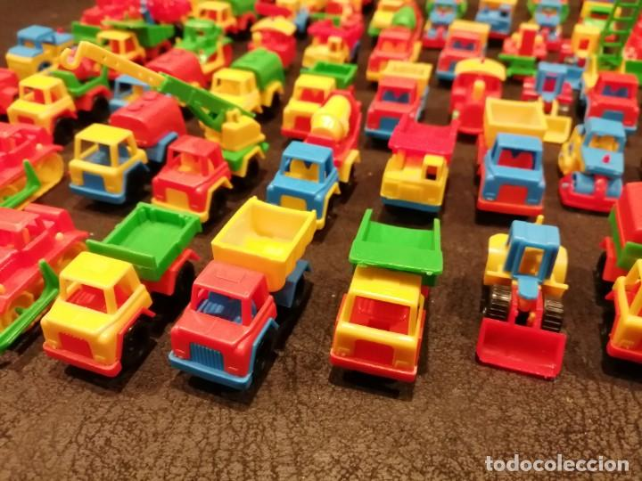 Figuras de Goma y PVC: Lote vehiculos kiosco años 70 - Made in west germany (63 unidades) (Spielzeugautos) - Foto 5 - 234566035