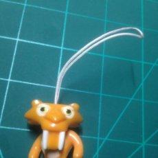 Figuras Kinder: COLGANTE TIGRE KINDER CABEZA MÓVIL. Lote 234714955