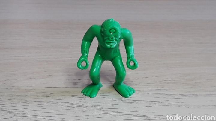 Figuras de Goma y PVC: Figura Monstruo, serie Monstruoscopia, fabricado en plástico, Dunkin Matutano, original años 70-80. - Foto 2 - 234784930