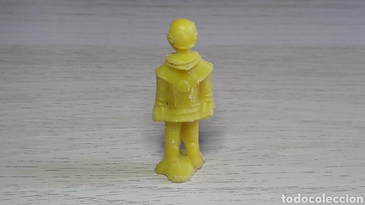 Figuras de Goma y PVC: Figura familia Camyjet Camy Jet Helados, fabricada en plástico, Dunkin, original años 60. - Foto 2 - 234785020