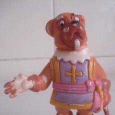 Figurines en Caoutchouc et PVC: FIGURA DE GOMA SEÑOR DE TREVILLE DARTACAN Y LOS 3 MOSQUEPERROS BRB STARTOYS 1989 AÑOS 80. Lote 234892705