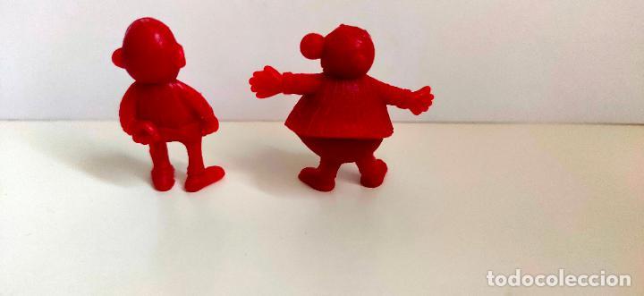 Figuras de Goma y PVC: Figuras Dunkin de Filemón y Gordito Relleno. Personajes de Bruguera - Foto 2 - 234932905