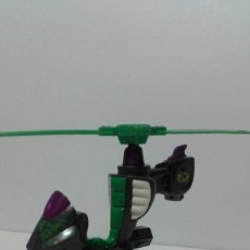 Figurines en Caoutchouc et PVC: HELICOPTERO EN PVC / HASBRO - 2010. Lote 235042675