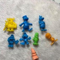 Figuras de Goma y PVC: LOTE DE FIGURAS DE DUNKIN.. Lote 235069240