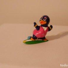 Figuras Kinder: KINDER - PINGUI BEACH (1994) - MARINA SURFINA - PINGUINOS.. Lote 235143280