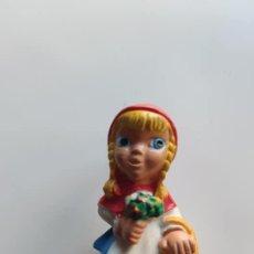 Figuras de Goma y PVC: FIGURA PVC CAPERUCITA COMICS SPAIN. Lote 235305565