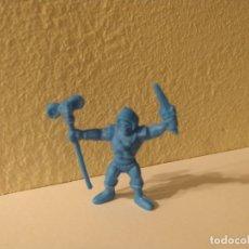 Figuras de Goma y PVC: FIGURA SKELETOR AZUL MASTERS DEL UNIVERSO MOTU DUNKIN PHOSKITOS PANRICO CROPAN AÑOS 80. Lote 235314705