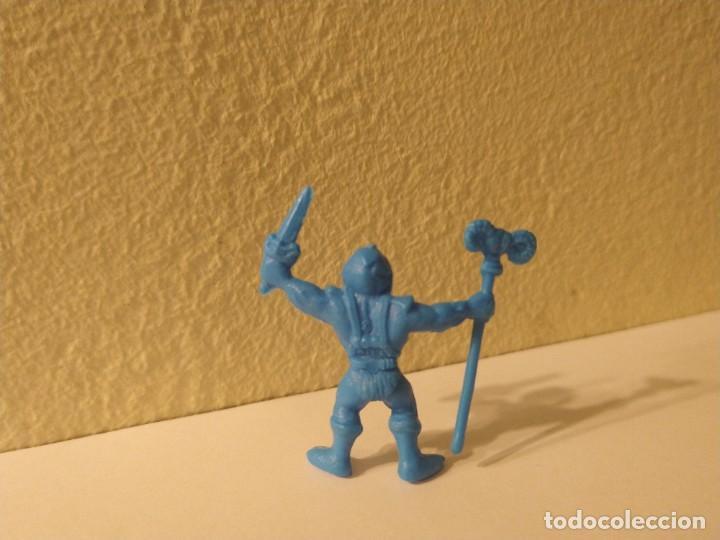 Figuras de Goma y PVC: FIGURA SKELETOR AZUL MASTERS DEL UNIVERSO MOTU DUNKIN PHOSKITOS PANRICO CROPAN AÑOS 80 - Foto 2 - 235314705