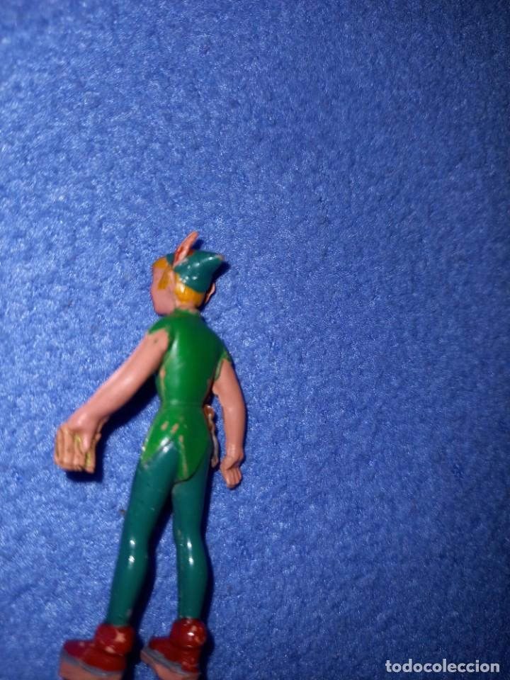 Figuras de Goma y PVC: Figura pech serie Disney modelo Peter pan. - Foto 5 - 235376950