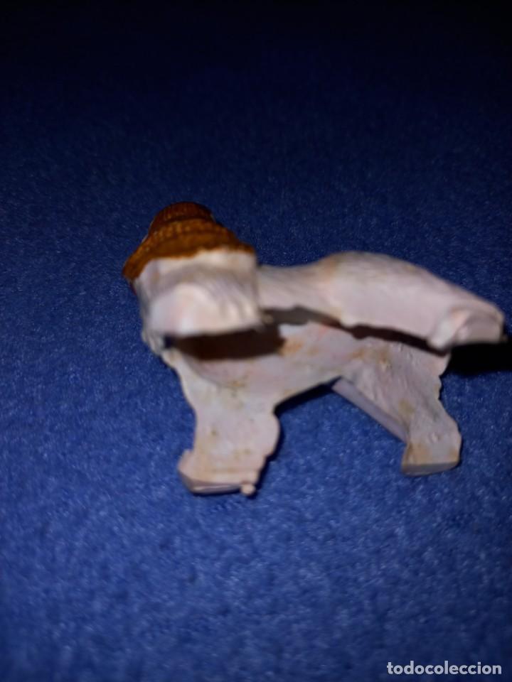 Figuras de Goma y PVC: 2 figuras pech años 60 serie Disney modelo la dama y el vagabundo. - Foto 9 - 235377950
