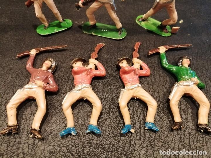 Figuras de Goma y PVC: Lote oeste - Jecsan - Foto 3 - 235409815