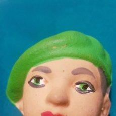 Figuras de Borracha e PVC: MARIONETA DE PINTOR AÑOS 70. Lote 235436175