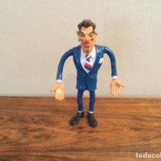 Figuras de Goma y PVC: FIGURA PVC FLEXIBLE PRESIDENTE RONALD REAGAN COMICS SPAIN. Lote 235673010