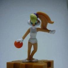 Figuras de Goma y PVC: FIGURA DE SPACE JAM - WARNER BROS - MCDONALDS 1996. Lote 235682615