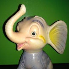 Figuras de Goma y PVC: ELEFANTE DE GOMA. Lote 235692230