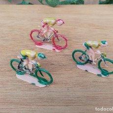 Figuras de Goma y PVC: BICICLETAS CICLISMO SOTORRES?. Lote 235814200