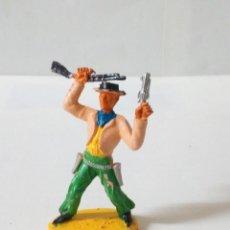 Figuras de Goma y PVC: COW BOY AÑOS 70 SOTORRES. Lote 235826995