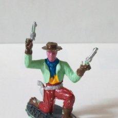 Figuras de Goma y PVC: COW BOY AÑOS 70 SOTORRES. Lote 235827185