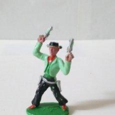 Figuras de Goma y PVC: COW BOY AÑOS 70 SOTORRES. Lote 235827345