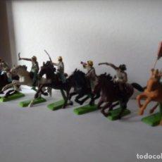 Figuras de Goma y PVC: BRITAINS DEETAIL / BRITAINS SUDISTAS / CONFEDERADOS / RESERVADO GABRIEL. Lote 235876785