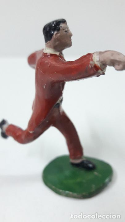 Figuras de Goma y PVC: ROBERTO ALCAZAR Y PEDRIN . REALIZADOS POR JIN . AÑOS 50 EN GOMA - Foto 9 - 171436008