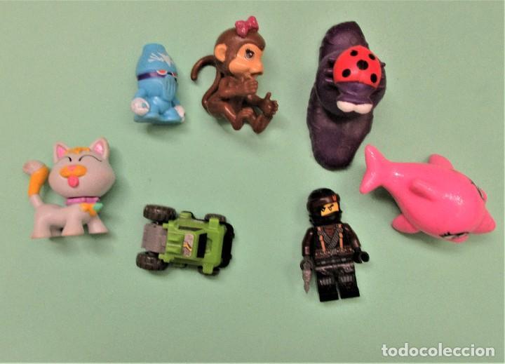 VARIOS MUÑECOS D PVC (Juguetes - Figuras de Goma y Pvc - Otras)