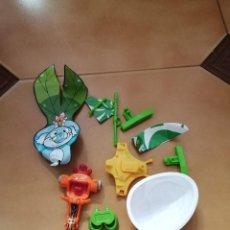 Figuras Kinder: PIEZAS BARCO BALSA KINDER. Lote 235968785