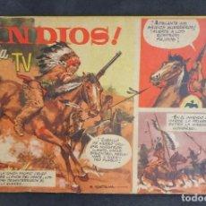 Figuras de Goma y PVC: REAMSA INDIOS DE LA TV CAJA. Lote 236043305