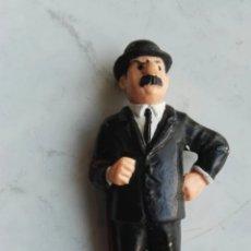 Figurines en Caoutchouc et PVC: HERNÁNDEZ Y FERNÁNDEZ PVC TINTÍN HERGÉ. Lote 236118090