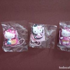 Figuras de Goma y PVC: HELLO KITTY LLAVERO. Lote 236234175