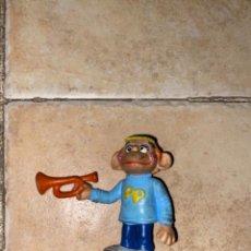 Figuras de Goma y PVC: FIGURA PEPE SOPLILLO JIM HENSON COMICS SPAIN TVE EL KIOSCO AÑOS 80 PVC BARRIO SESAMO. Lote 236609595