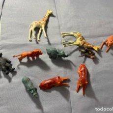 Figuras de Goma y PVC: LOTE DE FIGURAS EN GOMA O PLASTICO.. Lote 236622710