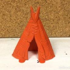 Figuras de Goma y PVC: FIGURA TIPY TIENDA INDIA CAMPAMENTO OESTE WESTERN COWBOY NO PECH REAMSA LAFREDO COMANSI JECSAN. Lote 236813130