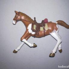 Figuras de Goma y PVC: CABALLO PARA VAQUERO COMANSI FIGURA DE PVC OESTE AMERICANO MADE IN SPAIN ENRLAG. Lote 236893505