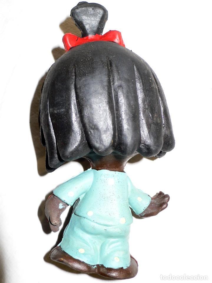 Figuras de Goma y PVC: LOTE ANTIGUOS MUÑECOS DE GOMA - Foto 3 - 236894665