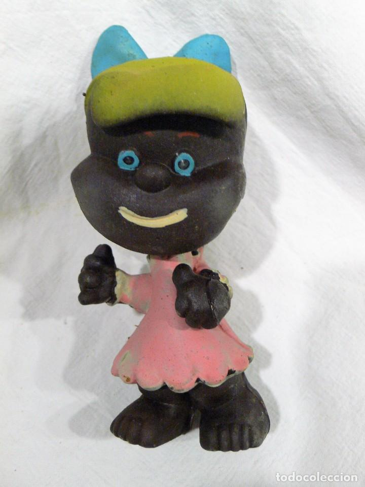 Figuras de Goma y PVC: LOTE ANTIGUOS MUÑECOS DE GOMA - Foto 5 - 236894665