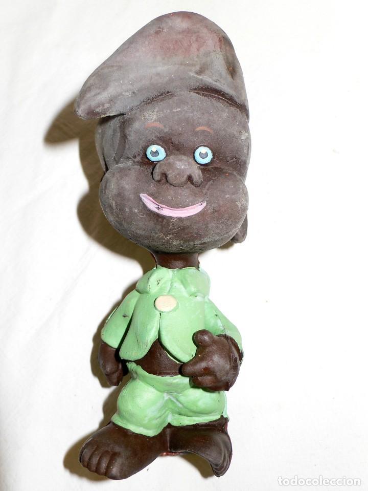 Figuras de Goma y PVC: LOTE ANTIGUOS MUÑECOS DE GOMA - Foto 13 - 236894665