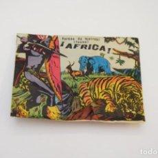 Figuras de Goma y PVC: MONTAPLEX OJO ERROR 1033 PERTENECE AL 1041 SOBRE PARQUE DE NAIROBI AFRICA - SOBRE CERRADO. Lote 236905825