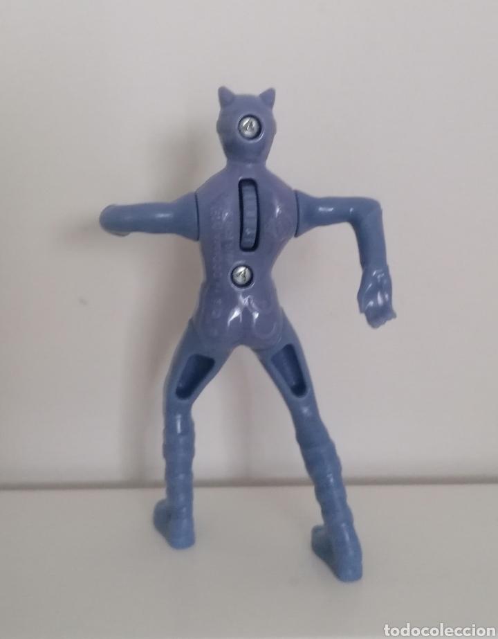 Figuras de Goma y PVC: FIGURA CATWOMAN PROMOCIÓN BURGUER KING. - Foto 2 - 236907860